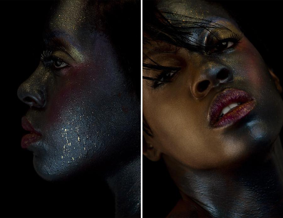 Chalita A Beauty/Portrait Image by Mark Ellison of NYC Photo Studio